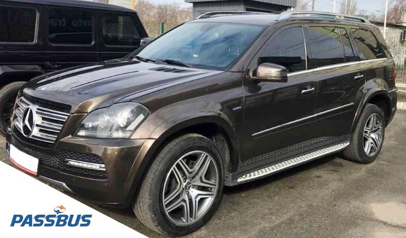 Аренда автомобиля Mercedes-Benz GL350