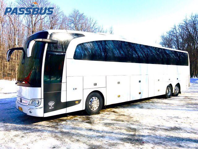 Аренда автобуса Mercedes-Benz Travego