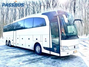 Заказ автобуса Mercedes-Benz Travego