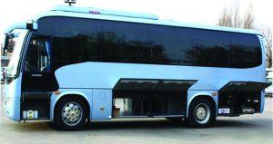 Аренда автобуса Higer