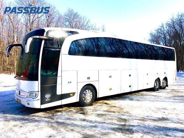 Аренда автобуса Mercedes-Benz Travego