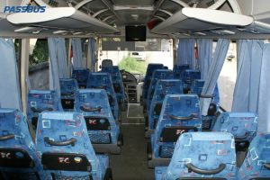 Нерегулярные автобусные перевозки Mitsubishi Temsa Prestij