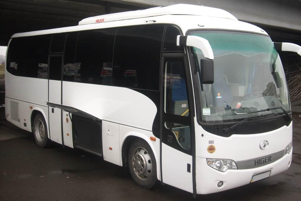 аренда автобуса на 35 человек