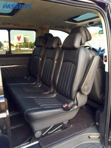 Аренда микроавтобуса Mercedes-Benz Viano