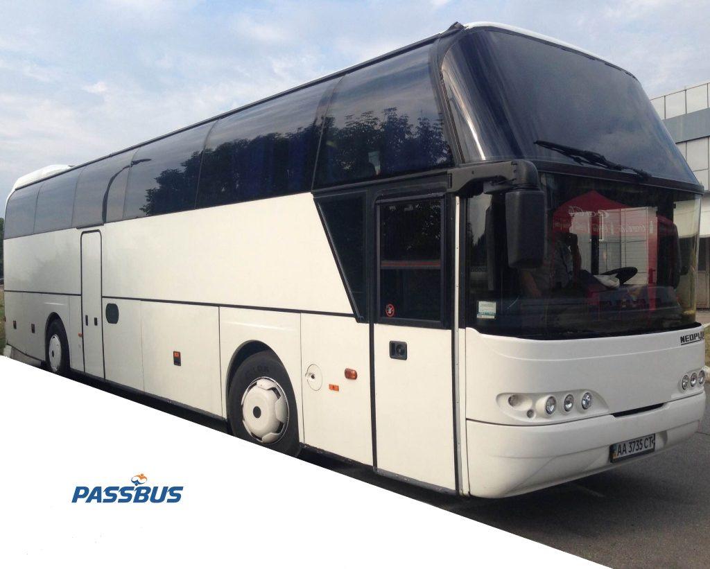 Заказ автобуса Neoplan 1116