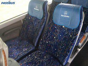Заказ автобуса Mercedes-Benz Tourismo в Киеве