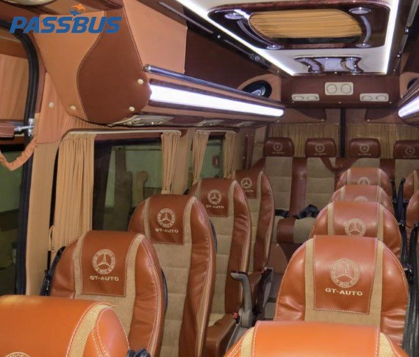Аренда микроавтобуса Mercedes Sprinter