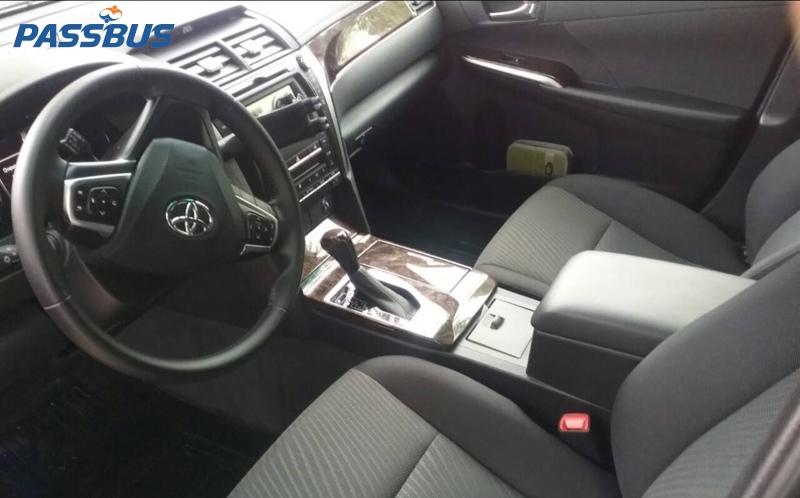 Аренда автомобиля Toyota Camry 50
