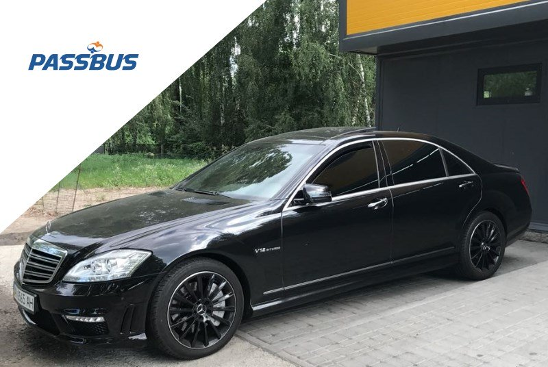 Аренда автомобиля Mercedes-Benz S63 AMG