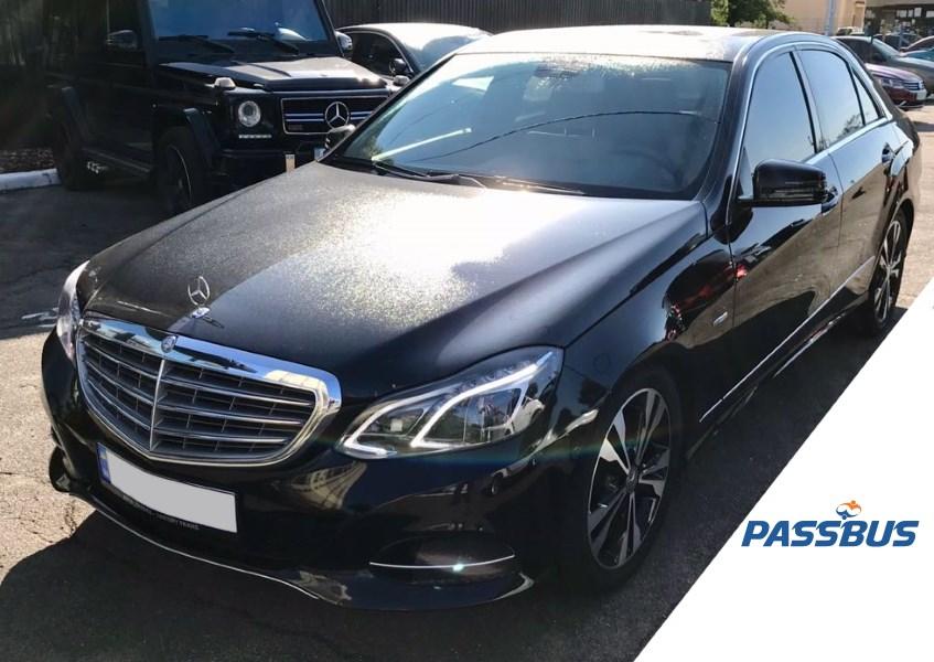 Аренда автомобиля Mercedes-Benz E300 W212