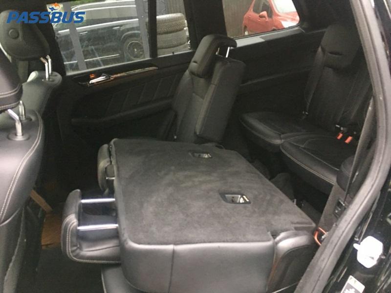 Аренда авто в Киеве Mercedes-Benz GL400 AMG