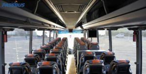 Заказ VIP автобуса Mercedes-Benz Travego