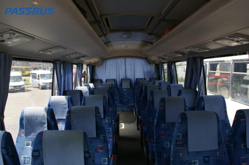 Аренда автобуса Mitsubishi