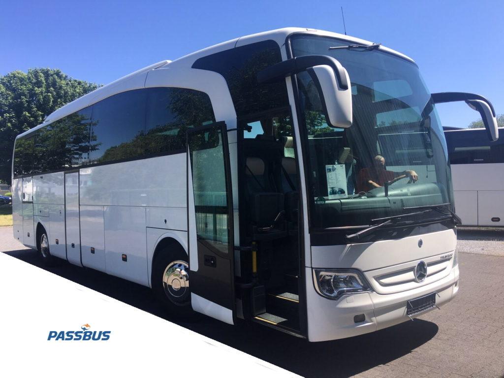 Аренда VIP автобуса Mercedes-Benz Travego