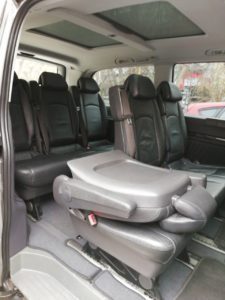Mercedes-Benz Viano Gray 2