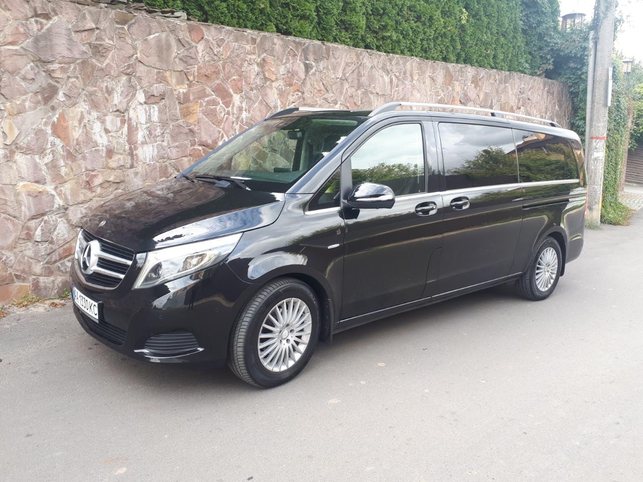 Mercedes-Benz Viano VIP 1